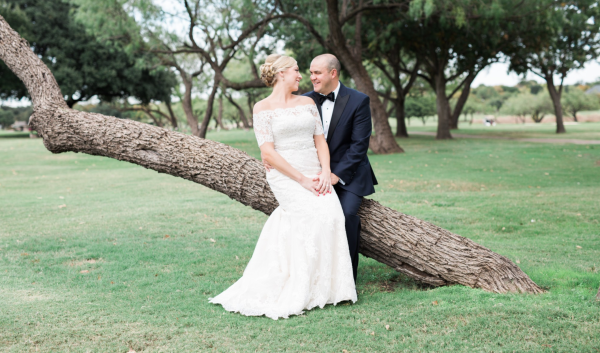Brittney and Jimmy - Brookhaven Country Club Wedding