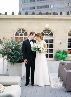 Jordan and Hunter- Venue at 400 North Ervay Wedding