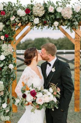Amanda and Tim- Private Estate Wedding