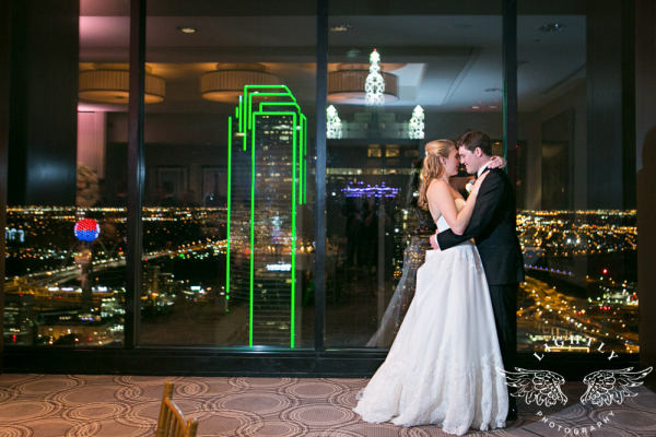 Laura Jean and Brandon- Tower Club Dallas Wedding
