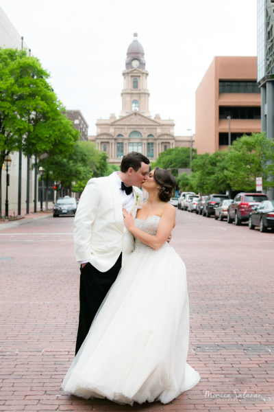 Meg and Ross- Fort Worth Reata Wedding