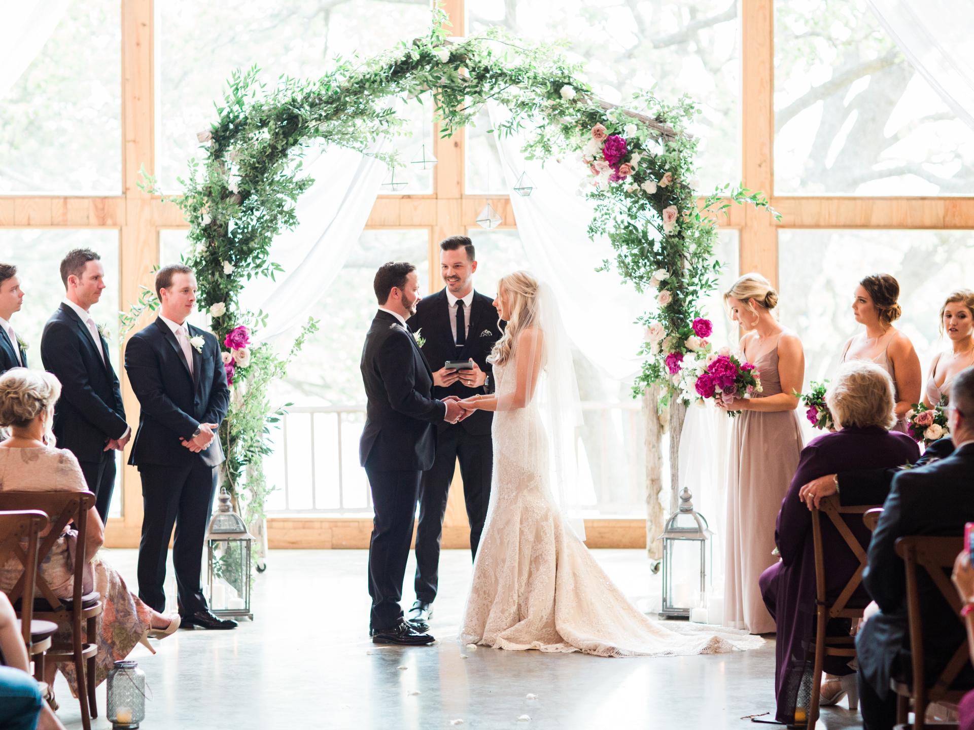 Lauren and Trevor- The Venue at Waterstone Wedding