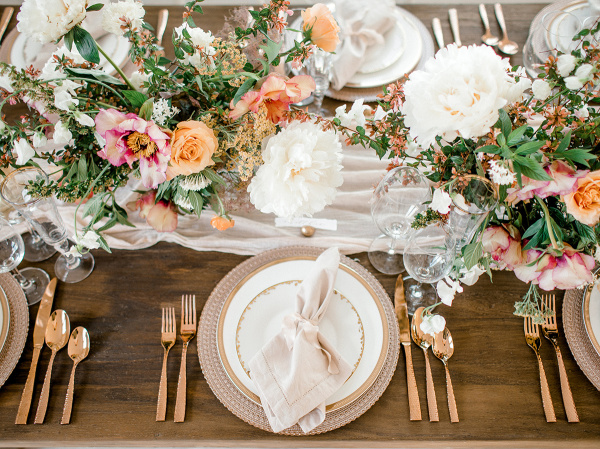 The Nest at Ruth Farms Styled Shoot