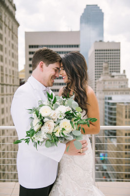 Cynthia + Thomas | Tower Club