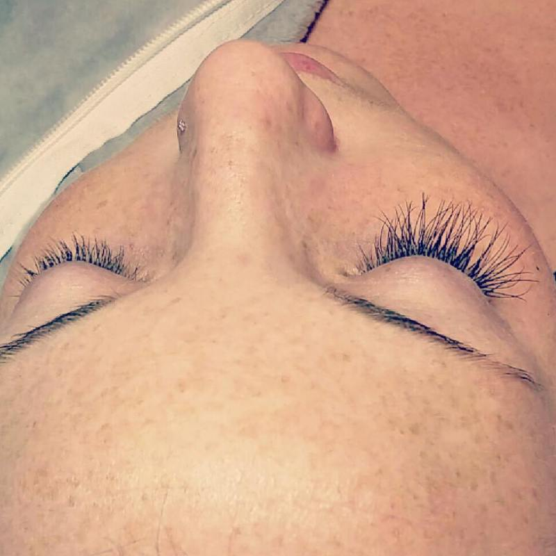 Eye Lash Extensions!