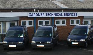 Service Engineers Vans