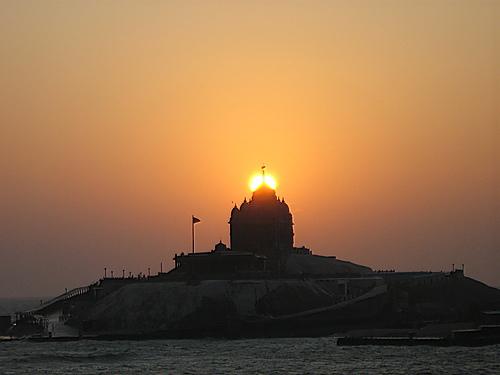 Kanyakumari India 2007