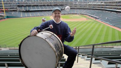 Finding your Edge & Beating the Drum