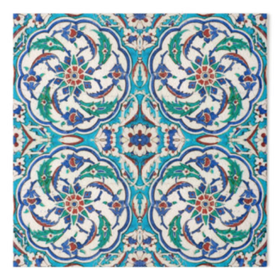 Persian Ceramic Design 2 - Was $12 on Sale $9