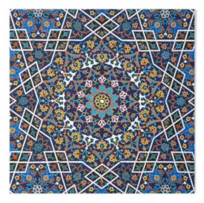 Persian Ceramic Design 10 - Was $12 on Sale $9