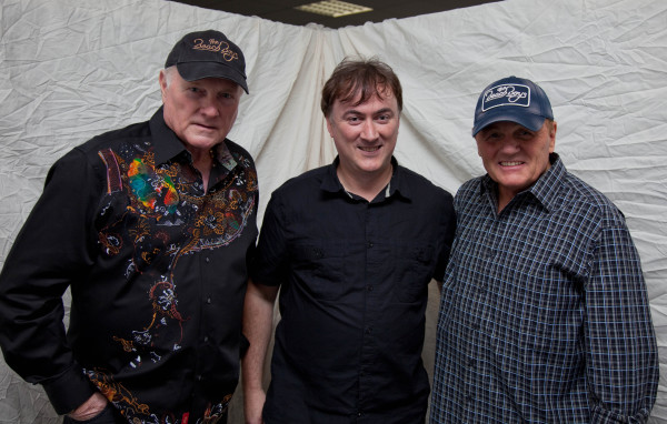 Mike Love and Bruce Johnston, The Beachboys
