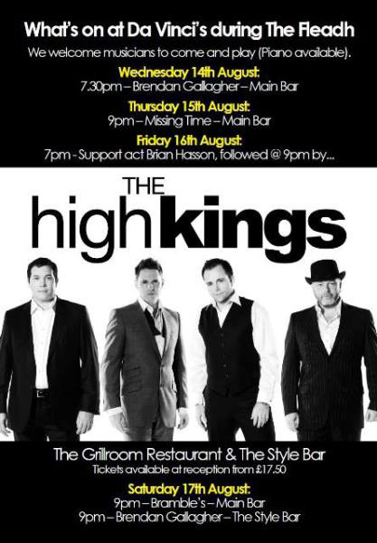 High Kings poster