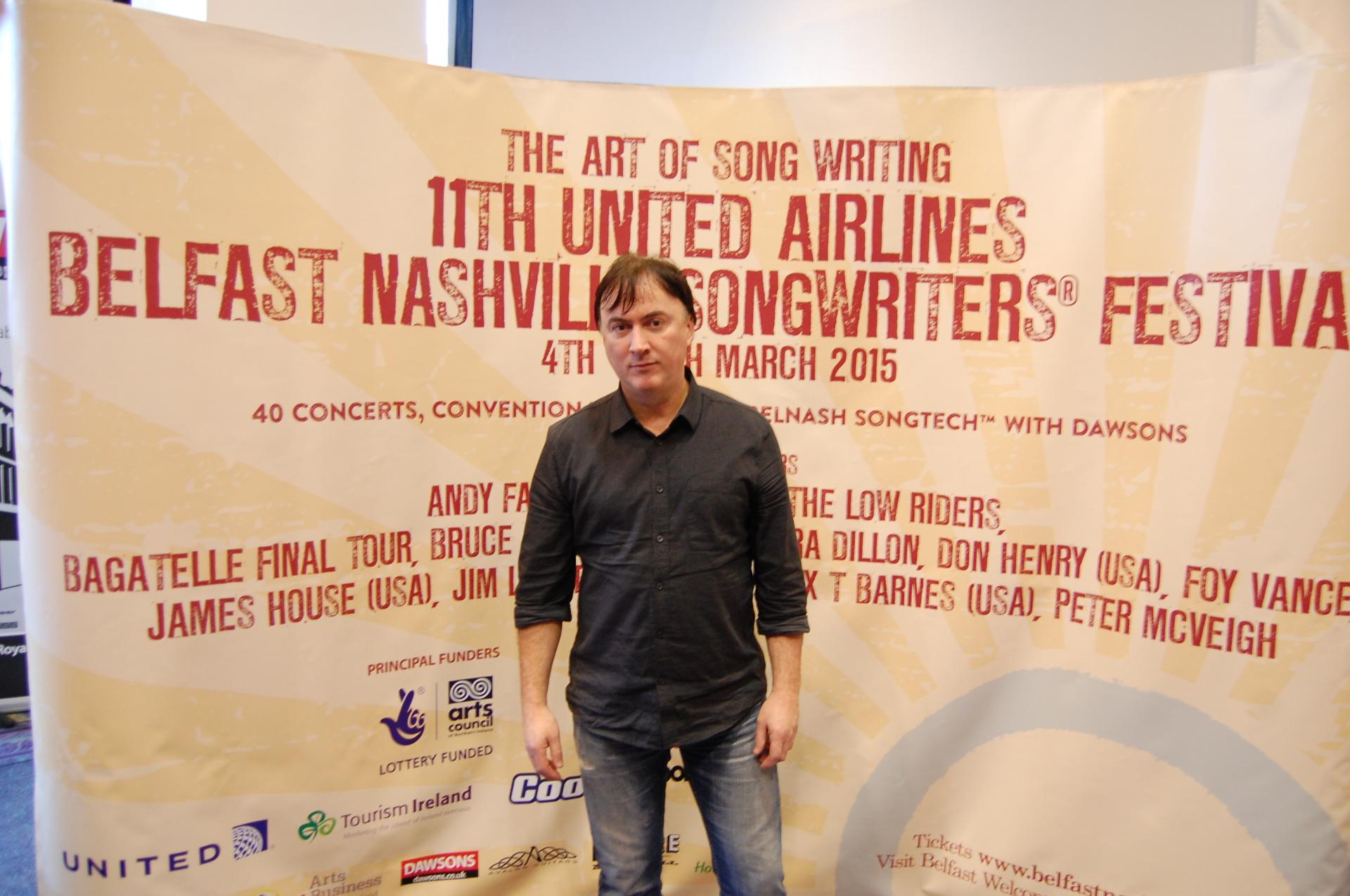 Belfast Nashville Launch 2015