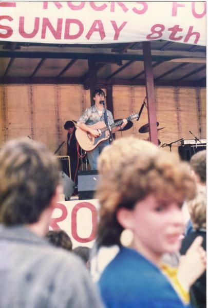Strabane Rock for Charity 1986