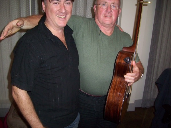 Beheaded!! With Christy Moore, Dublin IMRO  song writing workshop
