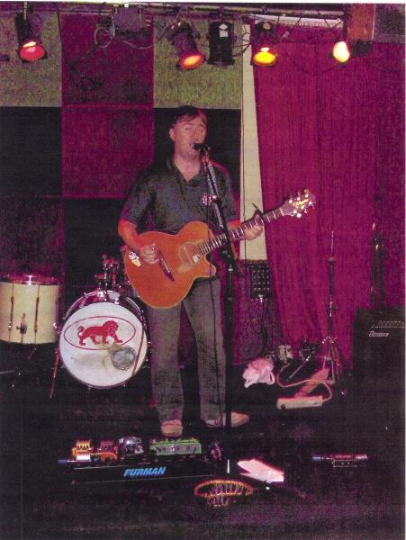 Red Lion Grenwich Village New York 2006