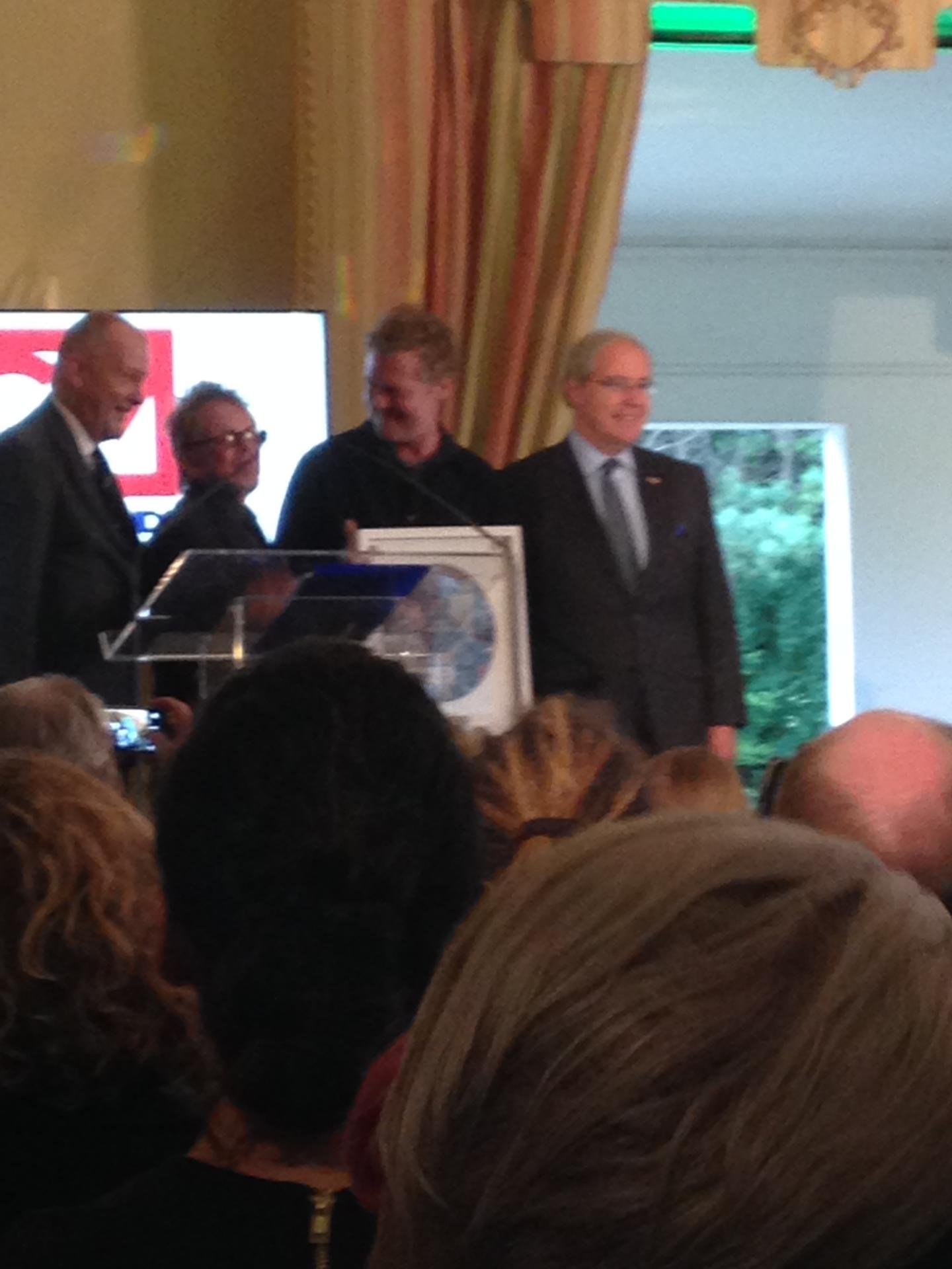 Glen Hansard Paul Williams Dublin