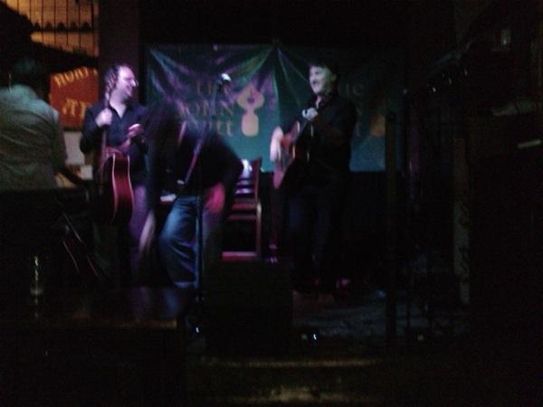 Belfast Nashville 2013 The John Hewitt