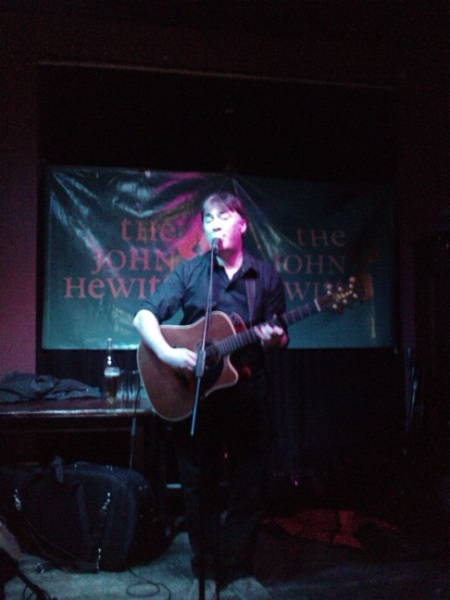 Belfast Nashville John Hewitt 2013