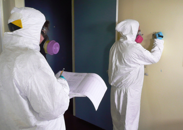Check for Hazardous Materials Before Renovating