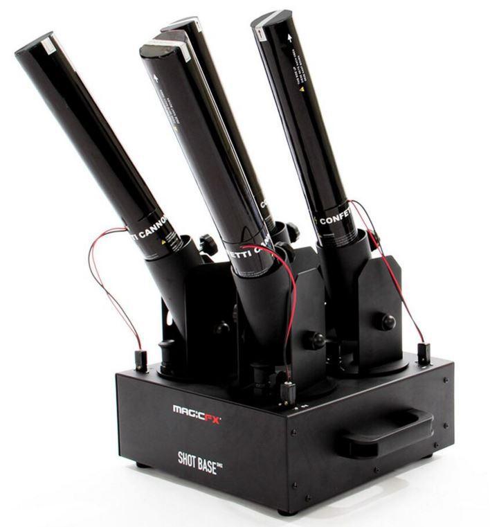 streamer multi head cannon