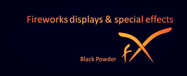Firework displays and special effects from Black Powder FX