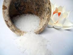 dead sea salt, uncented