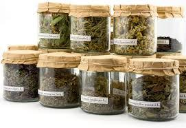 herbs, sage, sweet grass