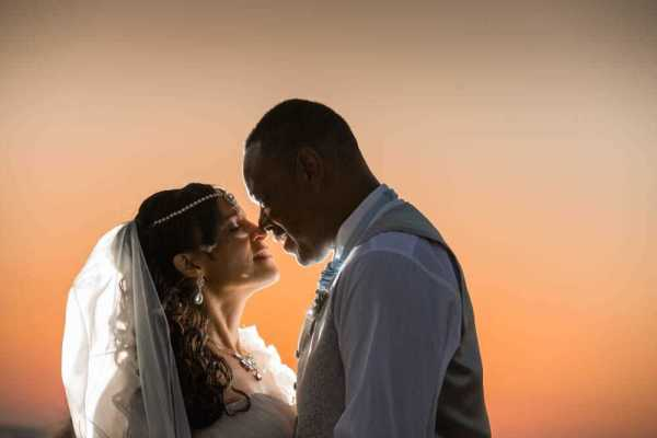 Overseas beach wedding planning through Valentine Weddings UK
