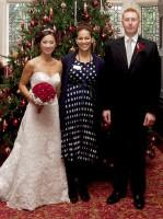 Planning the wedding was made so easy through Valentine Weddings UK