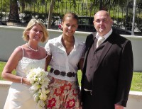 Planning our overseas wedding through Valentine Weddings UK was made so easy