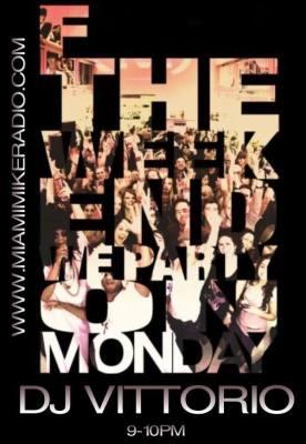 Flashback Monday 8pm-10pm