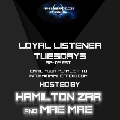 Tuesday Night Loyal Listener Countdown 9pm-11pm