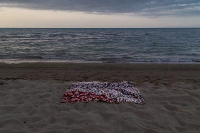 Caspian Sea, Iran, 2015