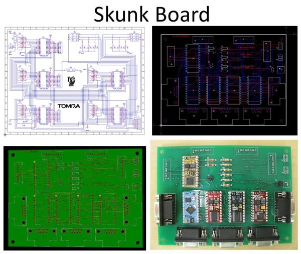 Multi-Purpose PCB Board
