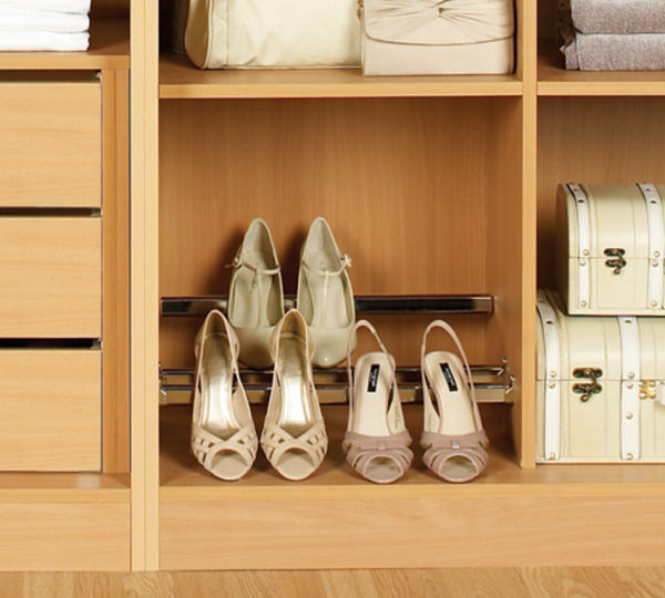 Internal Shoe Rack
