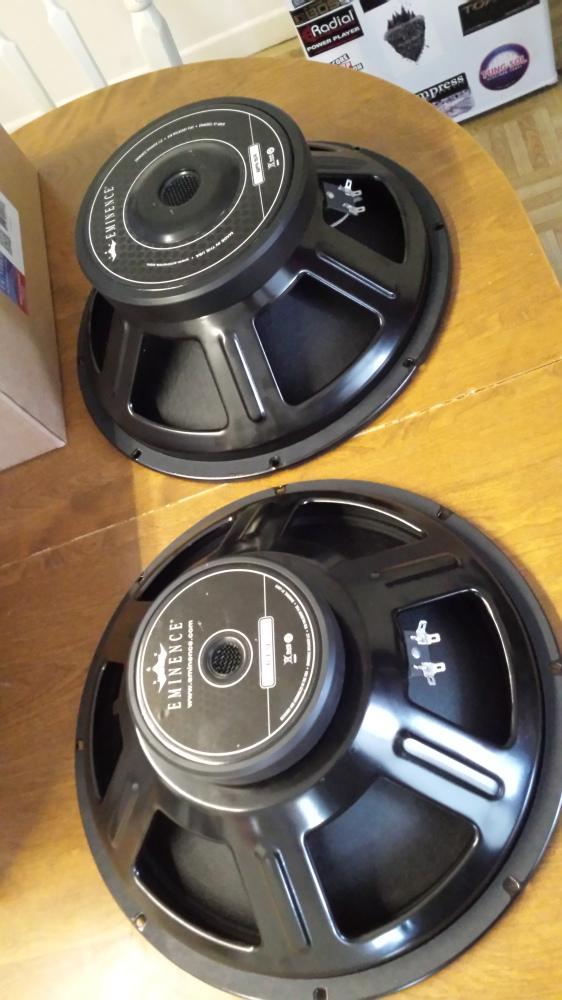 Last Speaker Shipment !