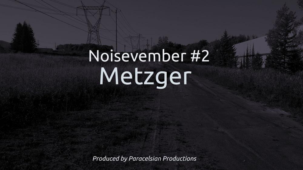 Noisevember 2016 #2