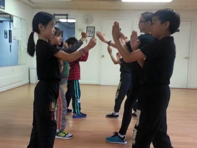 Kids & Teens Kung Fu