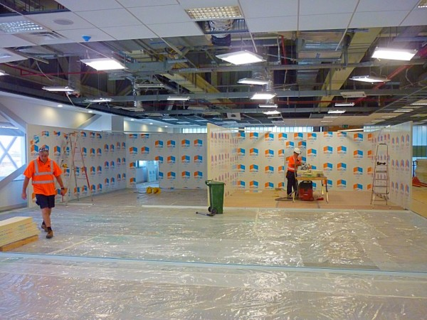 Virgin Health Bank Cleanrooms