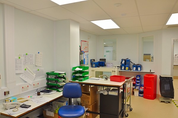 The Harley Street Clinic Cleanrooms, London