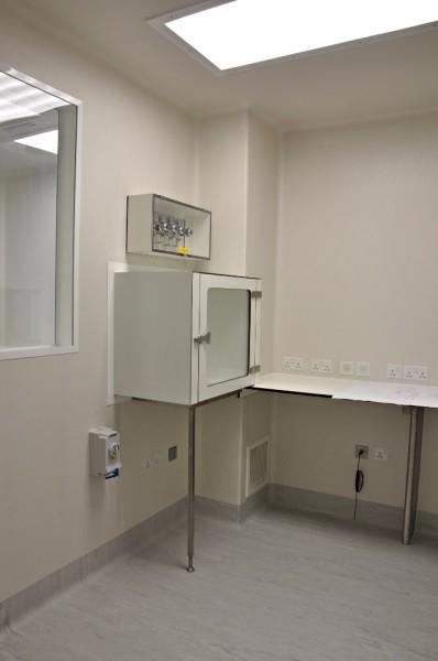 Great Ormond Street Hospital Cleanrooms, London