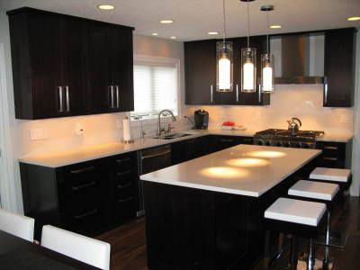 Clive kitchen remodel