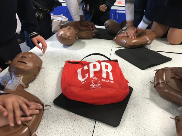 CPR and First Aid in the Curriculum