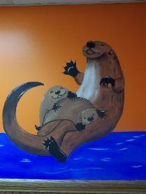 Wal mural