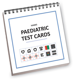 Paediatric Test Cards