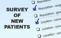 Survey of New Optometrist Patients