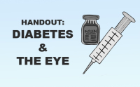 Diabetes and the Eye Handout