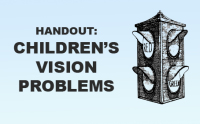 Children's Vision Problems Handout