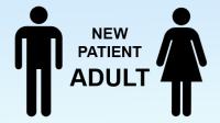 Adult New Optometrist Patient Registration Form